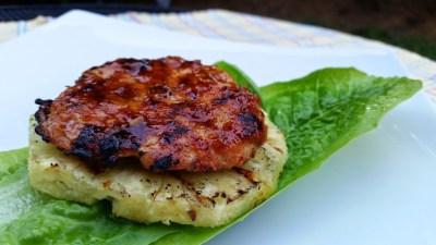 Grilled Teriyaki Chicken Burgers - the tasty remedy